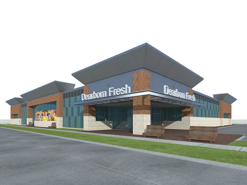 Dearborn Fresh Grocery Store