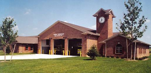 Fire Station No. 01, Lyon Township, Michigan