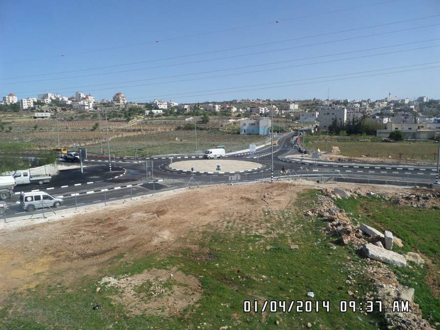 Milling and Overlay of Hebron Internal Roads