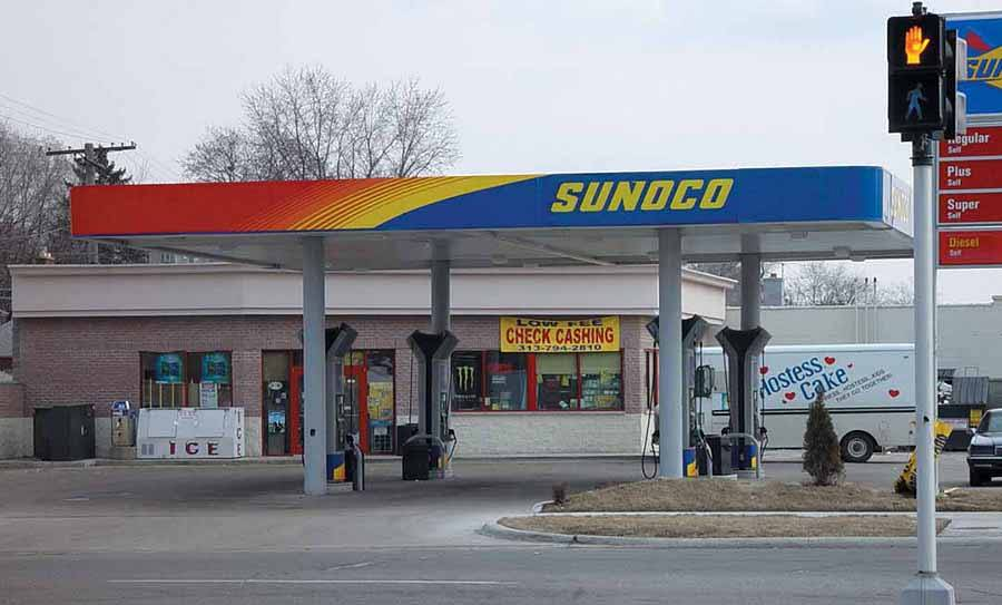 Sunoco C-Store and Fueling Station